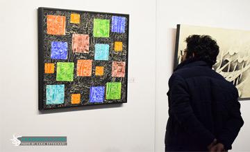 گزارش تصویری از نمایشگاه خوشنویسی و تایپوگرافی «ارادت قلم» در برج میلاد با موضوع امام حسین علیهالسلام