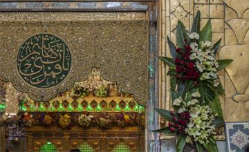 تصاویری از صحن حرم حضرت عباس (ع) در اعیاد شعبانیه