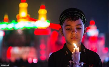 لزوم برپایی مراسمهای عزاداری اهل بیت (ع) متناسب با سن کودکان