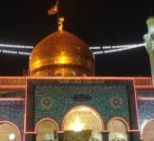 حال و هوای حرم حضرت زینب(س)/ تصاویر