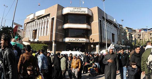 بیمارستان «سفیر الحسین» حرم امام حسین (ع) در خدمت زائران اربعین