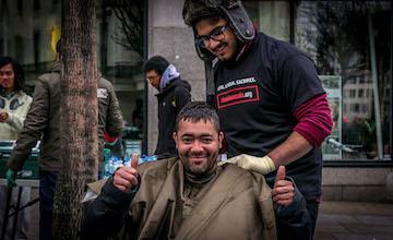 اولین همکاری کمپین بینالمللی «?Who is Hussain» در ایران همزمان با روز جهانی پناهجو