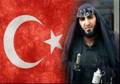 حمایت دولت ترکیه از داعش