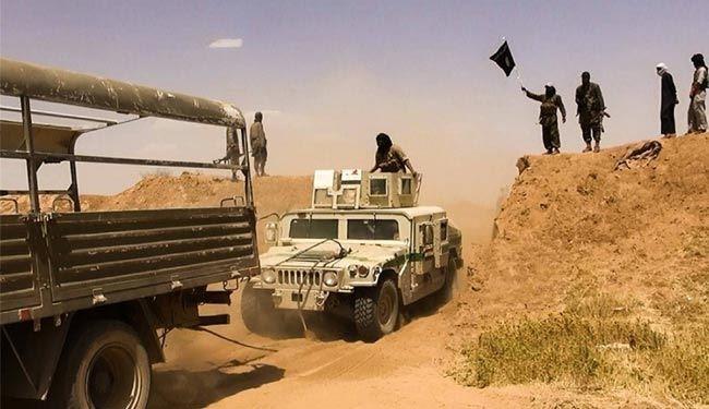 هلاکت سه عضو ارشد داعش در استان دیالی عراق