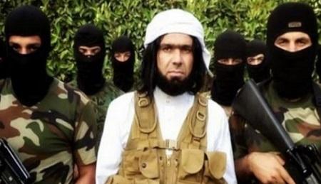 خوشتیپِ داعش در انبار کشته شد