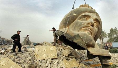 قاچاق آثار باستانی عراق توسط داعش