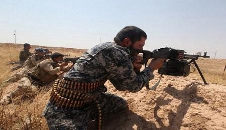 هلاکت 20 عنصر داعش