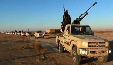 داعش در 300 کیلومتری اروپا