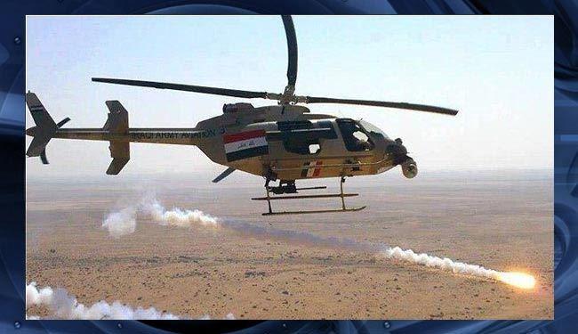 آزادسازی یکی از مناطق مرکزی استان الانبار