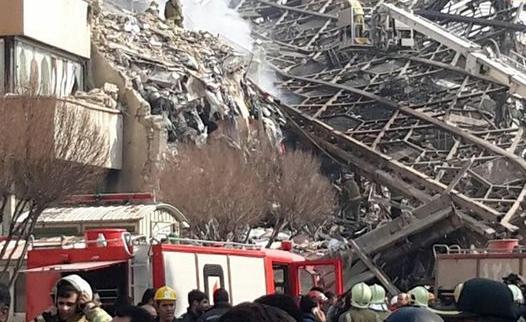 دعوت استاندار نجف از خانواده قربانیان حادثه پلاسکو برای زیارت عتبات عالیات