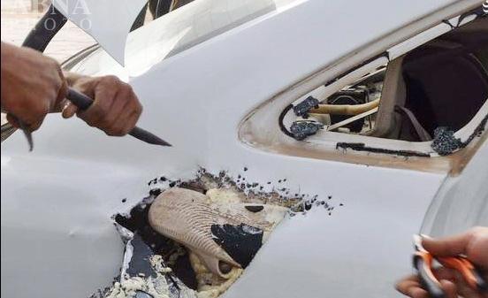 خودروهای بمب گذاری شده به کربلا نرسیدند