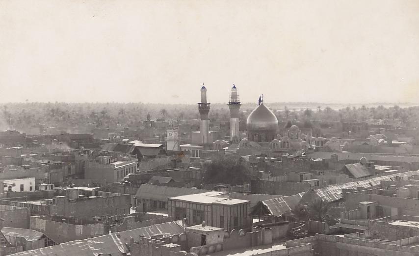 گزارش تصاویر تاریخی حرم مطهر امام حسین (ع)