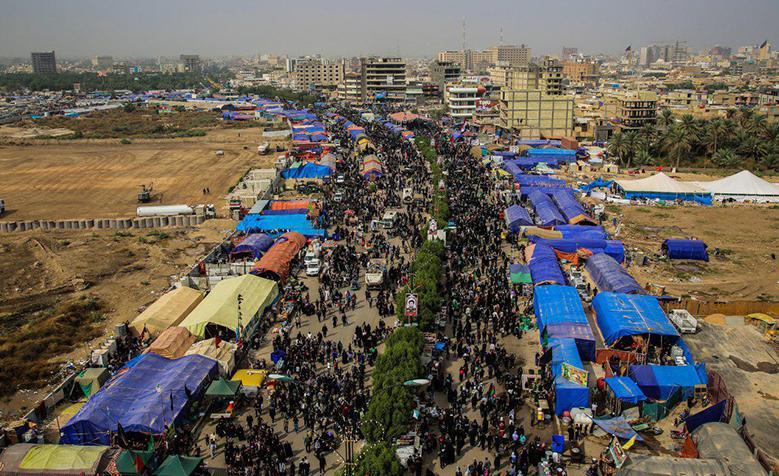 حضور 46 مرکز رسانهای برای پوشش راهپیمایی اربعین امام حسین(ع)