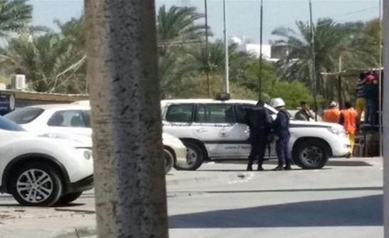 جمع آوری با زور تکیه های حسینی در بحرین