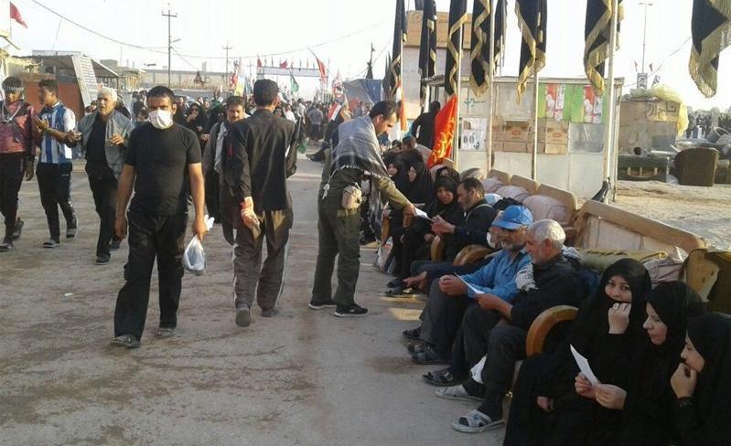 «الحسین یجمعنا» ؛ شعار پیادهروی اربعین امسال