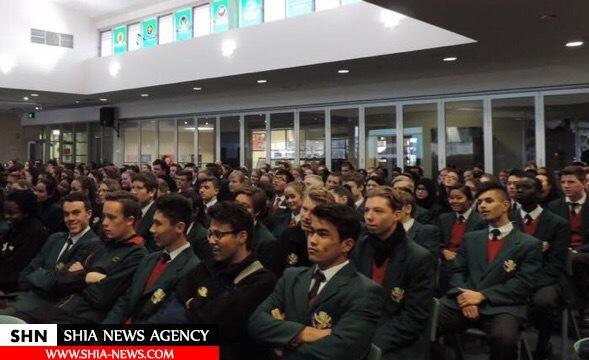 راه اندازی کمپین «حسین کیست؟» در استرالیا
