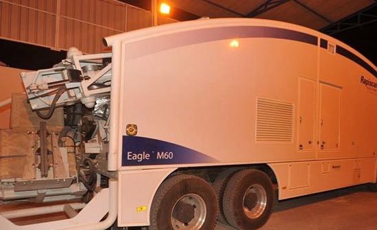ماشینهای کشف بمب در کربلا برای تأمین امنیت زائران