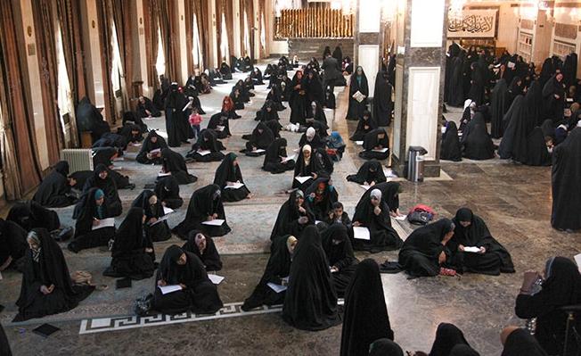 برگزاری مسابقه با موضوع زندگانی حضرت زینب (س) در کربلا