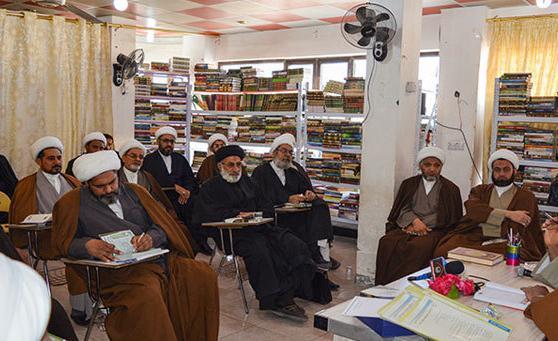 مرکز تبلیغی امام حسین (ع) در بصره افتتاح شد