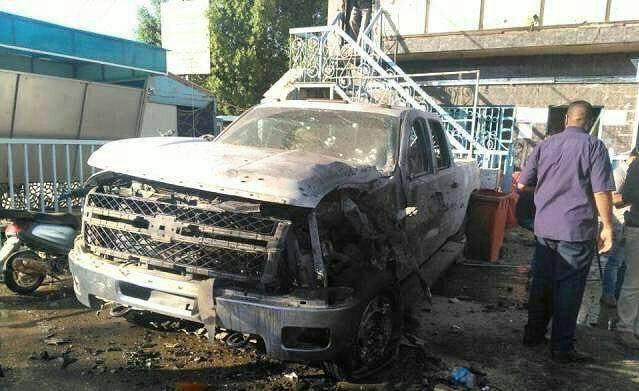 انفجار انتحاری در شهر کربلا/ هیچ زائر ایرانی آسیب ندیده +عکس