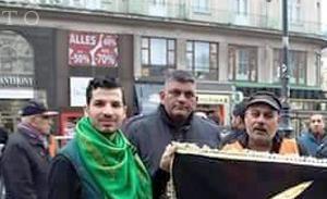راهپیمایی بزرگ شیعیان اتریش در روز امام حسین (ع)