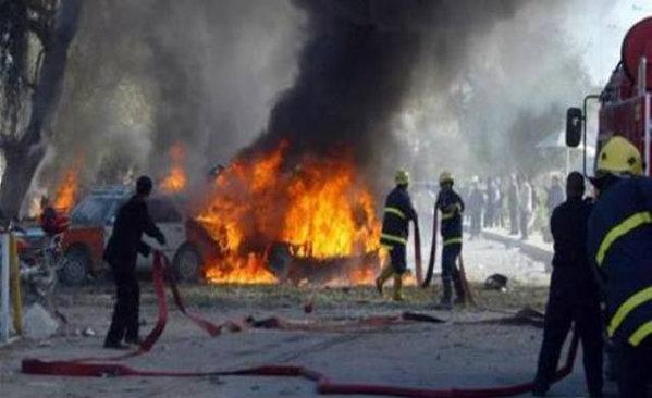 انفجار خودروی بمبگذاری شده در غرب کربلا