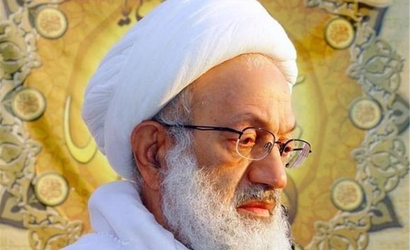 رهبر شیعیان بحرین