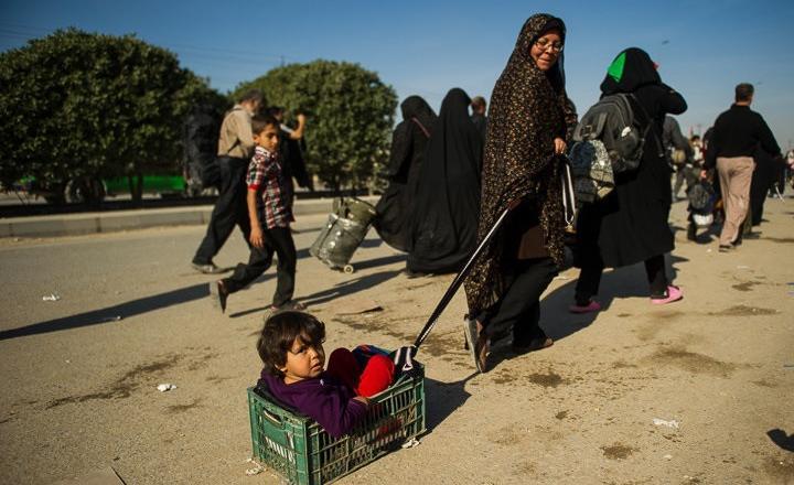 حذف روادید بین ایران و عراق در اربعین