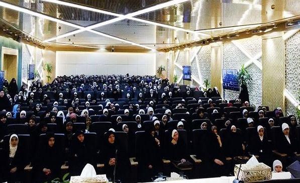 مشارکت 3000 بانوی عراقی در دوره قرآنی ' حضرت رقیه (س)'