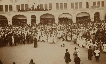 تاریخچه تکایا و عزاداری در تهران
