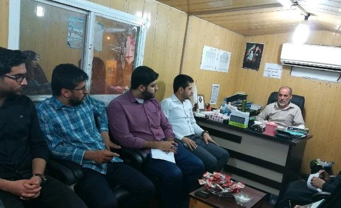 بازدید مقامات عراقی از پروژههای عتبات در بوشهر