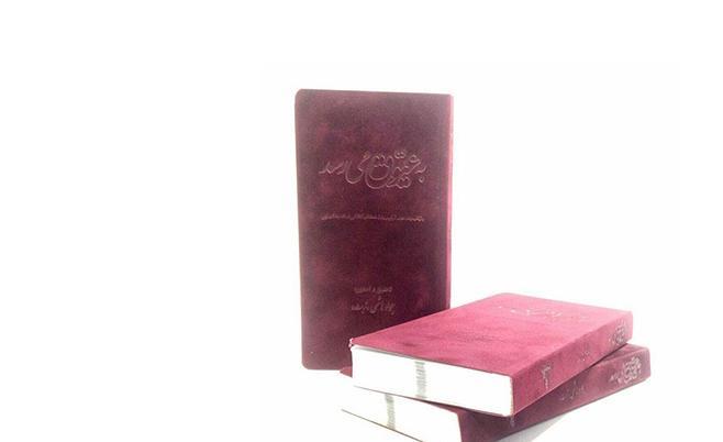 مجموعه شعر «به عیوق می رسد» همزمان با ایام اربعین منتشر شد