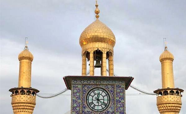 رونمایی از یکی از دقیق ترین ساعتهای جهان در حرم امام حسین (ع)