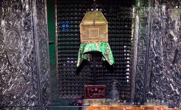 با صندوقچه حضرت زهرا (س) در موزه امام حسین (ع) آشنا شوید + فیلم