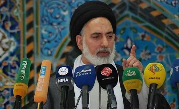 امام جمعه نجف اشرف خواستار لغو ویزا برای زائران اربعین ایرانی شد