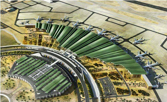 امضای یادداشت تفاهم احداث فرودگاه بین المللی امام حسین (ع) در کربلا