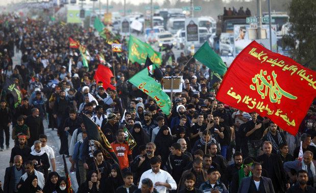 پیش بینی حضور 200 هزار دانشجو در مراسم پیاده روی اربعین