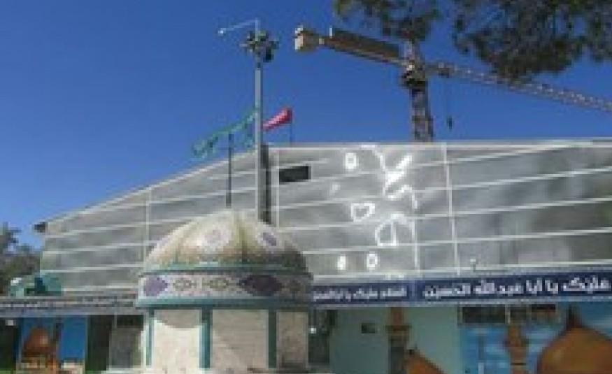 گنبد حرم امام حسین (ع) 7.5 متر بلندتر می شود