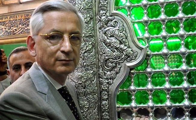 سفیر فرانسه در عراق پس از بازدید از موزه امام حسین(ع): مواضع مرجعیت دینی ستودنی است