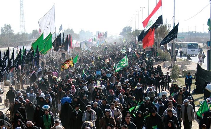 پیادهروی اربعین در ردیف برنامههای گردشگری قرار میگیرد