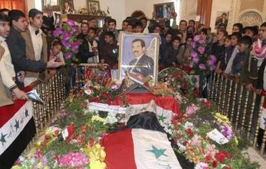 آیا داعش، صدام را نبش قبر خواهد کرد؟