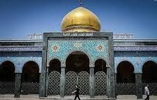 پایان مرمت و بازسازی حرم حضرت زینب