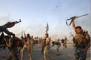 آزادی شهرهای استراتژیک عراق