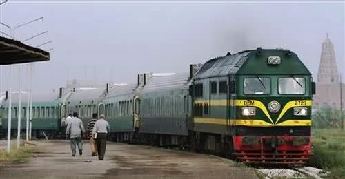 راه آهن بغداد - کربلا و نجف با همکاری چین احداث می شود
