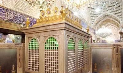 نصب ضریح حبیب ابن مظاهر تا سه ماه آینده