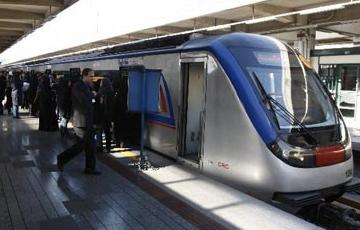 روایت زنده شهادت حضرت علی اصغر(ع) در متروهای تهران