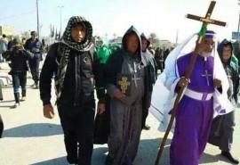 جایگاه اقلیتهای مذهبی در مراسم اربعین حسینی