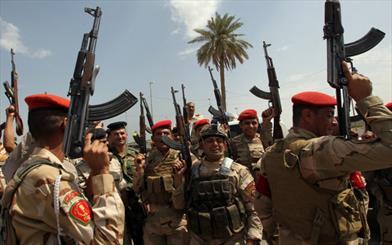 بعثیها، داعش را آموزش نظامی میدهند