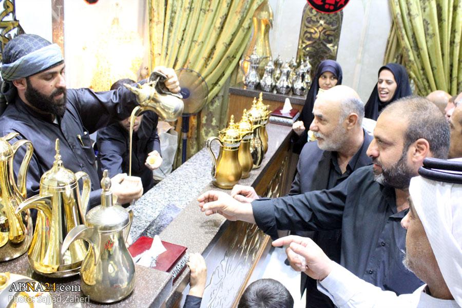 گزارش تصویری از مهمانسرای حرم امام حسین (ع)