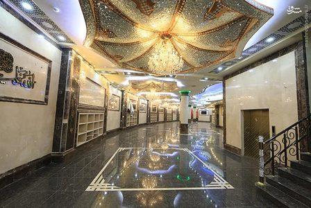 تصاویر جدید از «الحائر الحسینی» حرم امام حسین(ع)